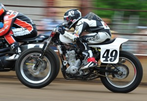 Chad Cose, of Fremont, Calif., is ranked 15th in the AMA Pro Grand National standings coming into Sacramento. (Larry Lawrence photo)